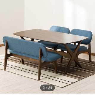ニトリ(ニトリ)のニトリ リビングダイニングテーブルセット(ダイニングテーブル)