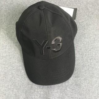 ワイスリー(Y-3)のY-3 ワイスリー ブラックロゴキャップ CL LOGO CAP GK0626(キャップ)