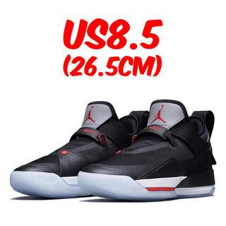ナイキ(NIKE)の新品 Nike Air Jordan 33 SE PF US8.5 26.5cm(スニーカー)