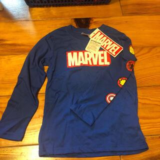 マーベル(MARVEL)のmarvel ロングTシャツ 120(Tシャツ/カットソー)
