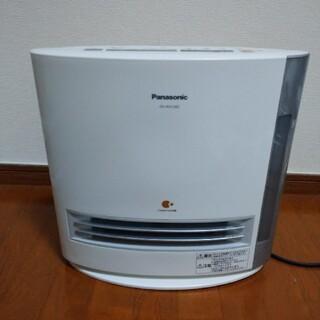 パナソニック(Panasonic)のPanasonic ナノイー セラミックファンヒーター(ファンヒーター)