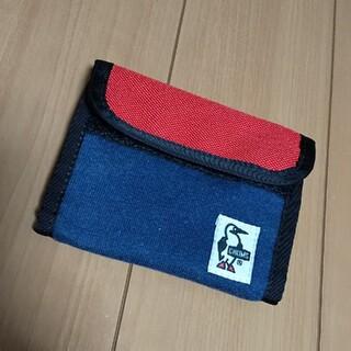 チャムス(CHUMS)のチャムススマートウォレット(折り財布)