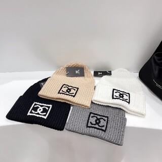 シャネル(CHANEL)の大人気   Chanel   ニット帽子  (ニット帽/ビーニー)