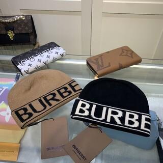 バーバリー(BURBERRY)の大人気   Burberry   ニット帽子  (ニット帽/ビーニー)