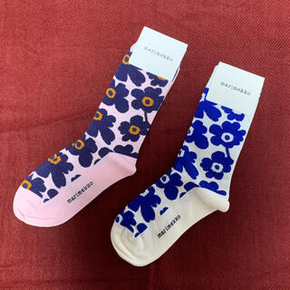 marimekko - マリメッコ 靴下セット