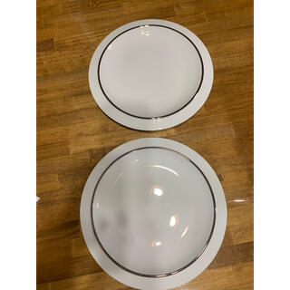 アレッシィ(ALESSI)の【美品】ALESSI アレッシィ プレート 27cm 2枚 バベロ 大皿(食器)