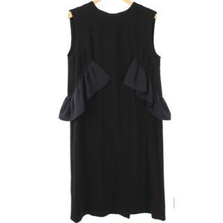 マルニ(Marni)のMARNI マルニ  カプセルコレクション ワンピース ドレス(ひざ丈ワンピース)