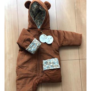 キャラメルベビー&チャイルド(Caramel baby&child )のコンゲスロイド konges slojd  カバーオール ジャンプスーツアウター(ジャケット/コート)