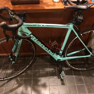 ビアンキ(Bianchi)のロードバイク ビアンキ センプレプロ フルカーボン ユーラス(自転車本体)