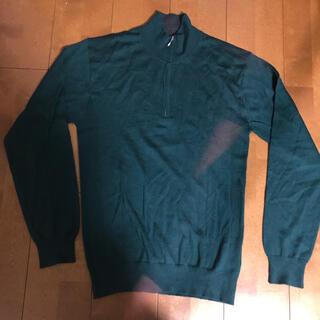 コムサイズム(COMME CA ISM)のハイネックセーター(ニット/セーター)