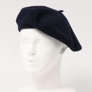 アニエスベー(agnes b.)の【週末限定SALE!】 agnes b. ベレー帽(ネイビー)(ハンチング/ベレー帽)