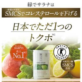 サンスター(SUNSTAR)のSUNSTAR サンスター 緑でサラナ 160g × 30缶(その他)