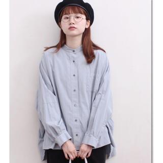 フィグロンドン(fig London)のSam shirt(シャツ/ブラウス(長袖/七分))