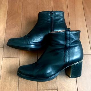 イエナ(IENA)の《SALE》gaimo𑁍ショートブーツ(ブーツ)