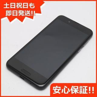 アクオス(AQUOS)の良品中古 SHV40 ブラック 本体 白ロム (スマートフォン本体)