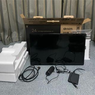 ヤマゼン(山善)の山善 24V型 ハイビジョン 液晶テレビ (地上・BS・110度CS) (テレビ)