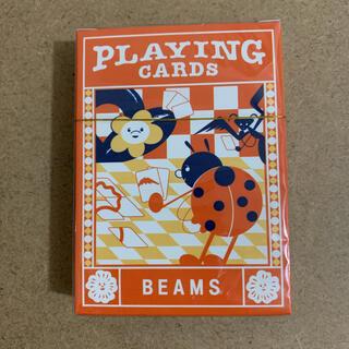 ビームス(BEAMS)のBEAMS トランプ 非売品(トランプ/UNO)