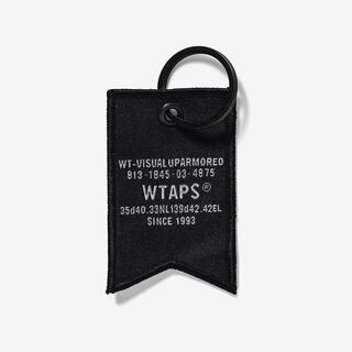 ダブルタップス(W)taps)の2個セット WTAPS POS / KEY HOLDER / POLY (キーホルダー)