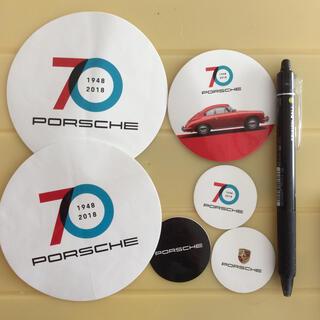 ポルシェ(Porsche)のポルシェ ステッカー 6枚セット(その他)