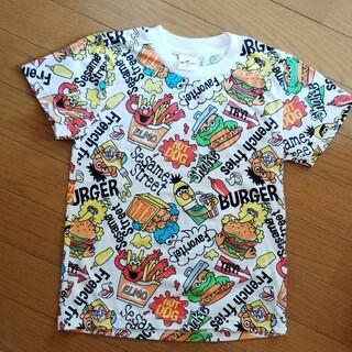 セサミストリート(SESAME STREET)のUSJ セサミストリート Tシャツ サイズ120~130 Used(Tシャツ/カットソー)