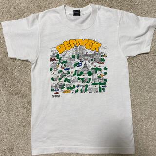 ロンハーマン(Ron Herman)のアメリカ USED 子供服 デンバーの街 Tシャツ(Tシャツ/カットソー)