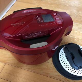 シャープ(SHARP)のSHARP ヘルシオ ホットクック(調理機器)