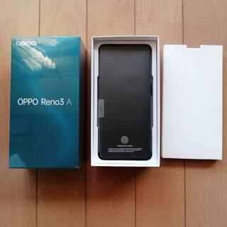 アンドロイド(ANDROID)の【うるま様専用】OPPO Reno3 A UQ版 SIMフリー 4台セット(スマートフォン本体)