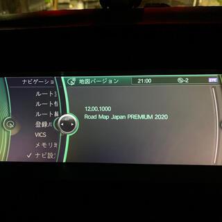 ビーエムダブリュー(BMW)のBMW CIC  ナビ データ X6 x5  JAPAN 2020(カーナビ/カーテレビ)