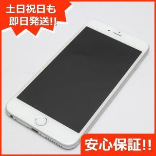 アイフォーン(iPhone)の超美品 SOFTBANK iPhone6 PLUS 16GB シルバー (スマートフォン本体)