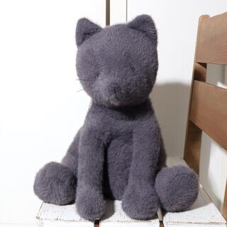 ジェラートピケ(gelato pique)のジェラートピケ ティッシュケース 猫(ティッシュボックス)