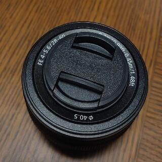 SONY - 【新品】FE 28-60mm F4-5.6 SEL2860 α7Cキットレンズ