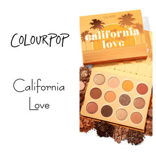 colourpop - colourpop🌴California Love ShadowPalette