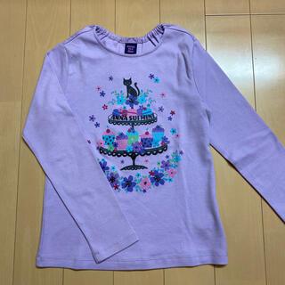 アナスイミニ(ANNA SUI mini)の【ご専用】ANNA SUImini 140【極美品】♡猫さんタワー♡(Tシャツ/カットソー)