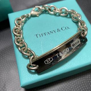 Tiffany & Co. - tiffanyヴィンテージシルバーチタンブレス