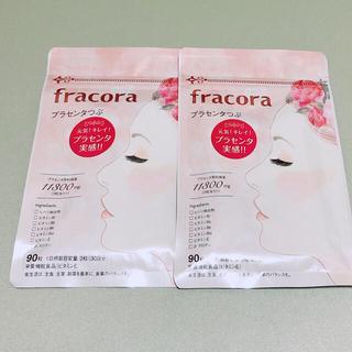 フラコラ(フラコラ)のフラコラ プラセンタつぶ 90粒 2袋セット(コラーゲン)