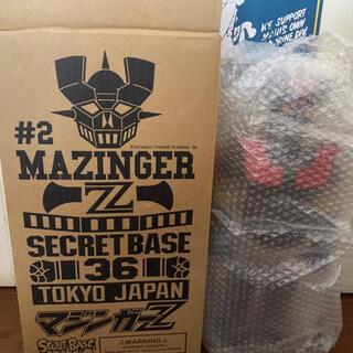 シークレットベース(SECRETBASE)のBIG SCALE MAZINGER Z ビッグスケール マジンガー Z(アニメ/ゲーム)