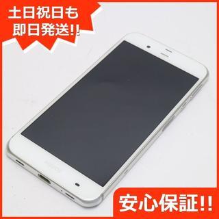 シャープ(SHARP)の美品 判定○ SoftBank 506SH AQUOS Xx3 ホワイト (スマートフォン本体)