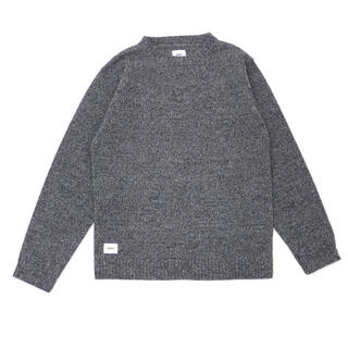 WTAPS 182MADT-KNM05 DECK SWEATER  ニット S