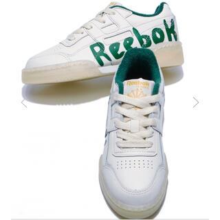 Reebok - 即完売 リーボック×TAOコラボ スニーカー