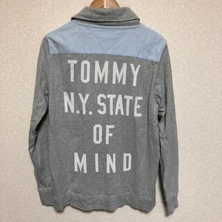 TOMMY - 73. tommy スウェットカーディガン