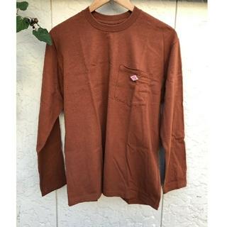 ダントン(DANTON)のdanton ロンt ブラウン(Tシャツ/カットソー(七分/長袖))
