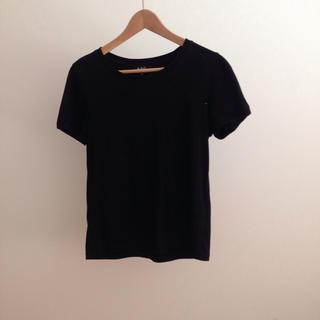 アーペーセー(A.P.C)のA.P.C シンプル黒Tシャツ(Tシャツ(半袖/袖なし))