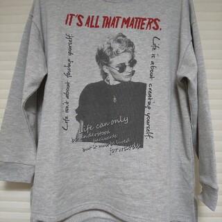 アナップ(ANAP)のANAP ロングTシャツ新品・未使用品(Tシャツ(長袖/七分))