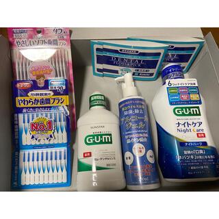 サンスター(SUNSTAR)のGUM アルコールジェル 歯間ブラシ(口臭防止/エチケット用品)