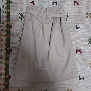 フィグロンドン(fig London)のウールタイトスカート◎(ひざ丈スカート)