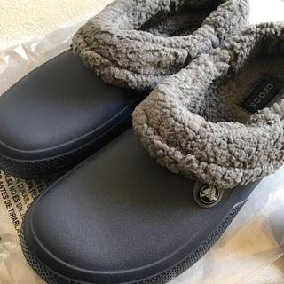crocs - クロックス ボア ブーツ サンダル ブーツ モカシン