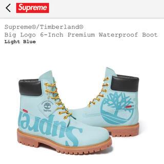 シュプリーム(Supreme)の新品20ss supreme timberland Boot 正規品 送料無料(ブーツ)