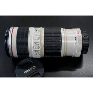キヤノン(Canon)のEF 70-200mm F4L IS USM(レンズ(ズーム))