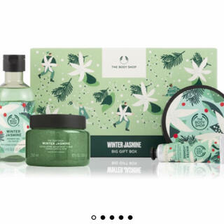 THE BODY SHOP - THE BODY SHOP ホリデーウィンタージャスミン
