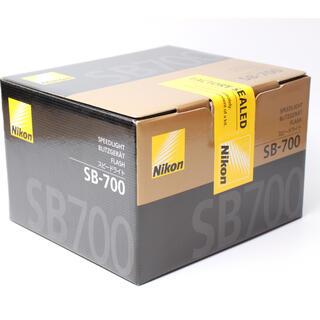 ニコン(Nikon)の✨未使用✨ニコンで人気のストロボ❣️Nikon SB700(ストロボ/照明)